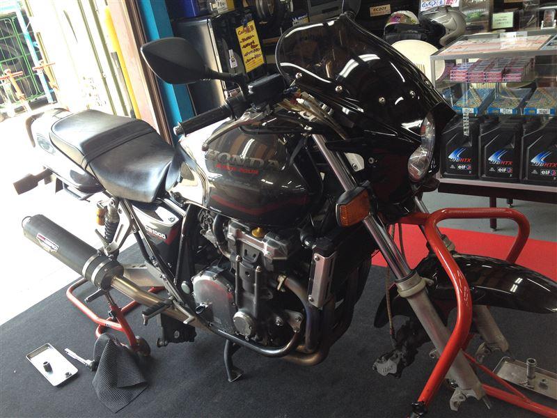 CB1000 SUPER FOUR (スーパーフォア)バイクパーツセンター ビキニカウルの単体画像