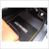 MUGEN / 無限 Sports Mat [Black X Yellow]