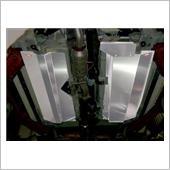 オクヤマ(DASH) ランサーEvoX(CZ4A) フロアガード
