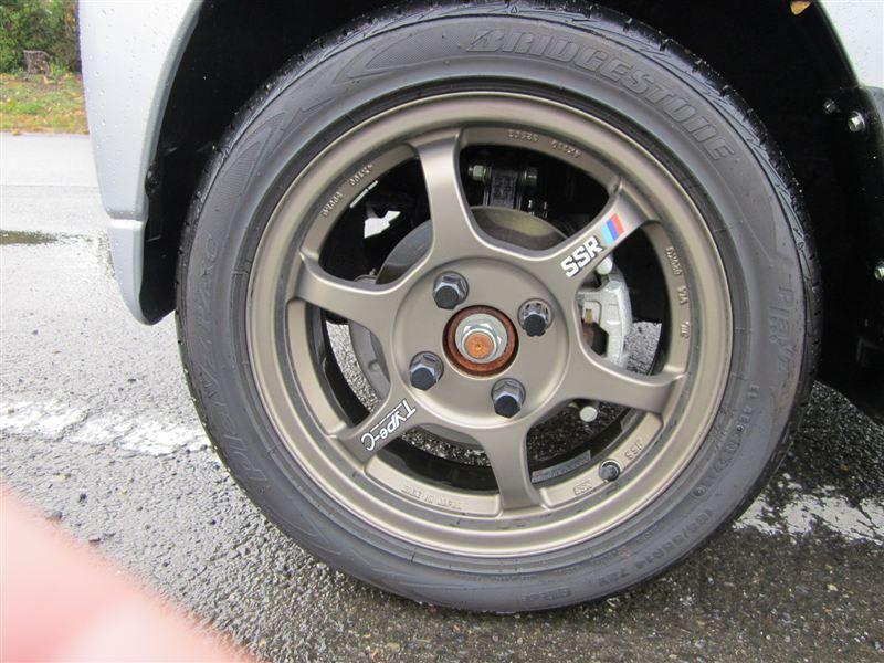 クリッパートラックTANABE SSR SSR Type-Cの単体画像