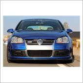 ECS Tuning  MK5 R32 Grille Assembly Aluminum