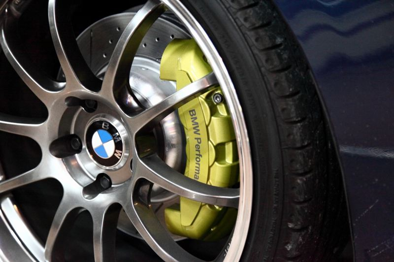 Bmw Bmw Performance Brake System のパーツレビュー Z4 ロードスター ヒロ犬