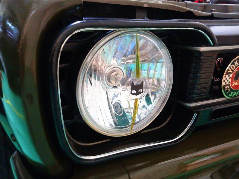 ギャランクーペFTOマーシャル 722・702クリアレンズの単体画像