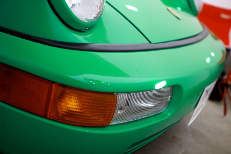 911 (クーペ)RS仕様 ウォッシャーノズルレスバンパーの単体画像