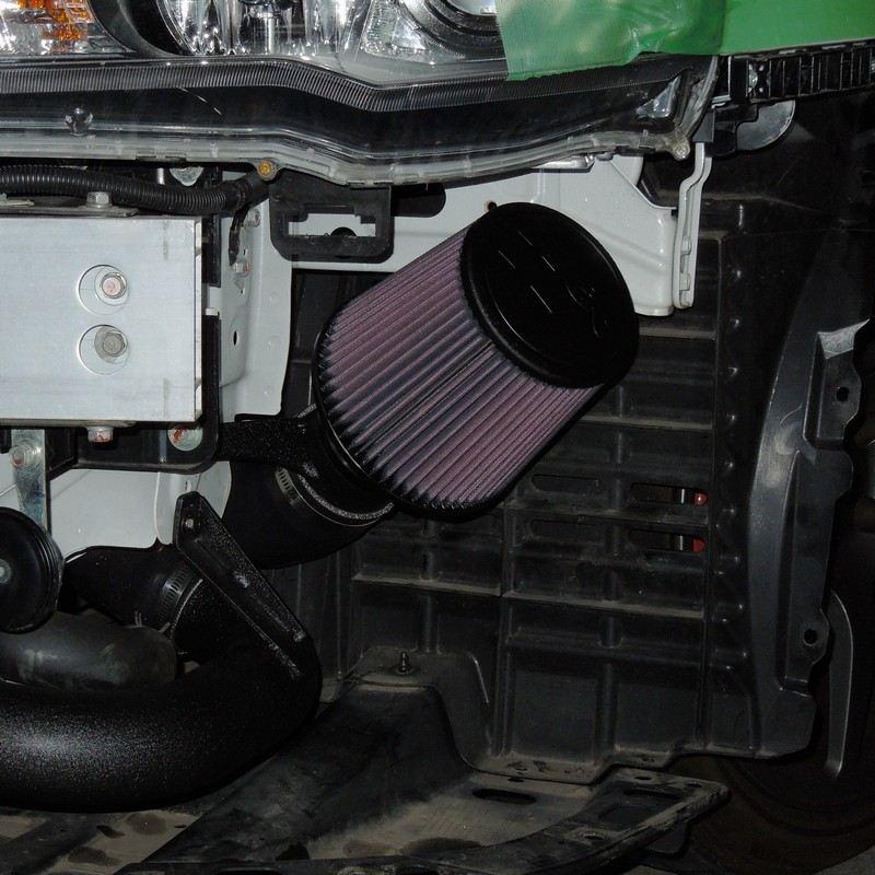 Mitsubishi Lancer 2012 Air Filter Panel: AMS Mitsubishi Lancer Evolution X Performance Cold Air