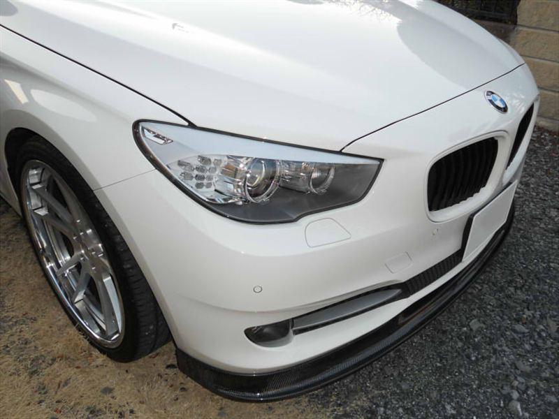 5シリーズグランツーリスモRC-BIMMER  BMW F07 5シリーズ用ブラックキドニーグリルの単体画像