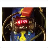 Beat-Sonic 電圧計内蔵ヒューズブロック Oza ZEP-FB0101V