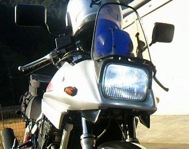 GSX1200S KATANA (カタナ)DELTA Direct H.I.Dライティングユニット H4 HI/LO DUAL 5200Kの単体画像