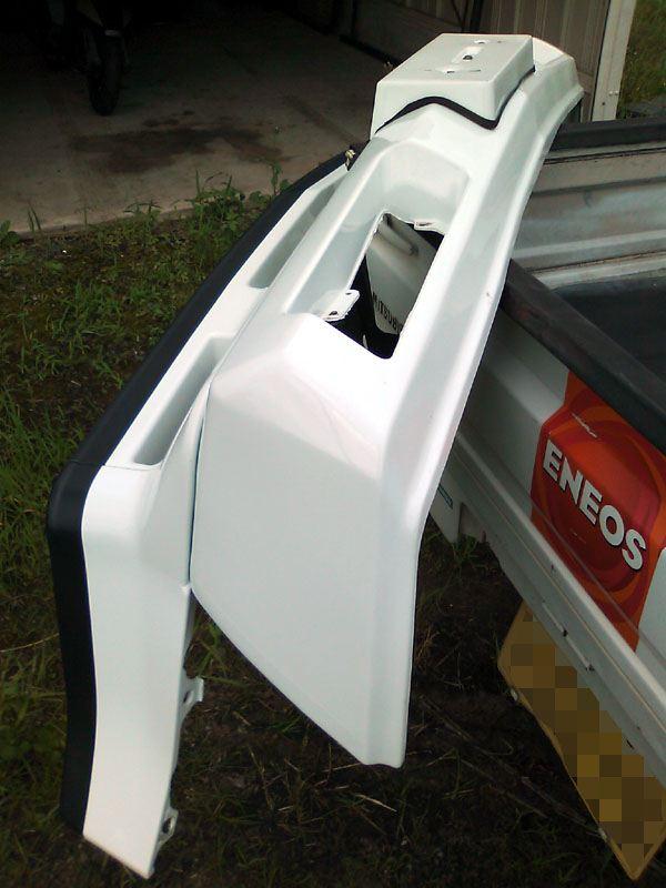スタリオン三菱 A184A用 純正フロントスポイラーの単体画像