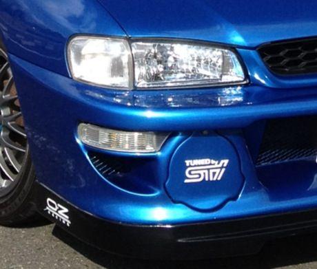 インプレッサ スポーツワゴン WRXSTI WRバンパーの単体画像