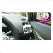 CAR MATE(カーメイト) NZ505ドリンクフォルダー(グレー)