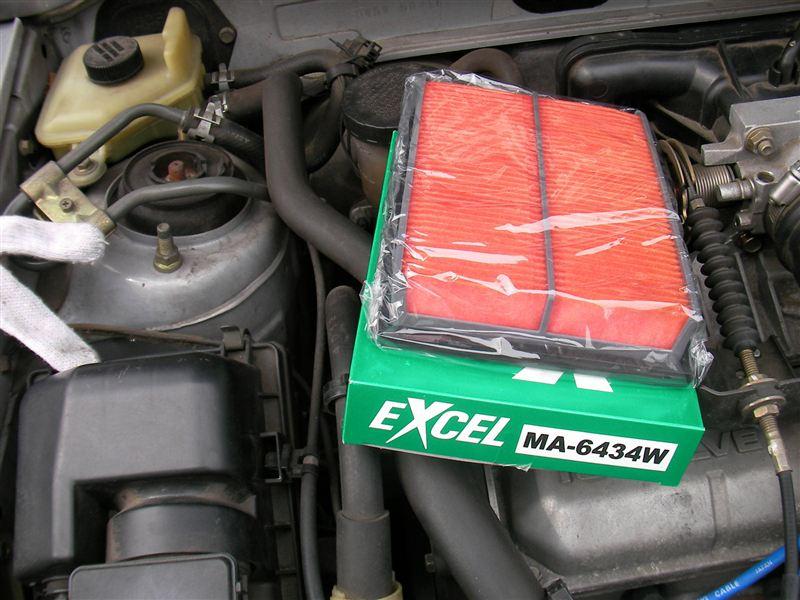 マロミ産業 / EXCEL エアクリーナー