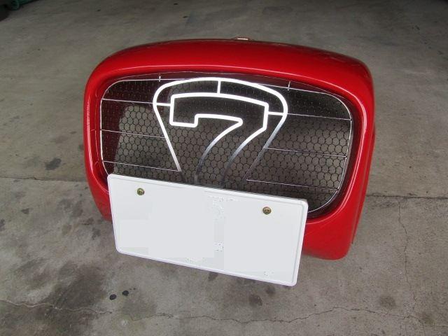 スーパーセブン1.6Kスポーツ自動車メーカー純正 ケータハム・セブン・グリルの単体画像