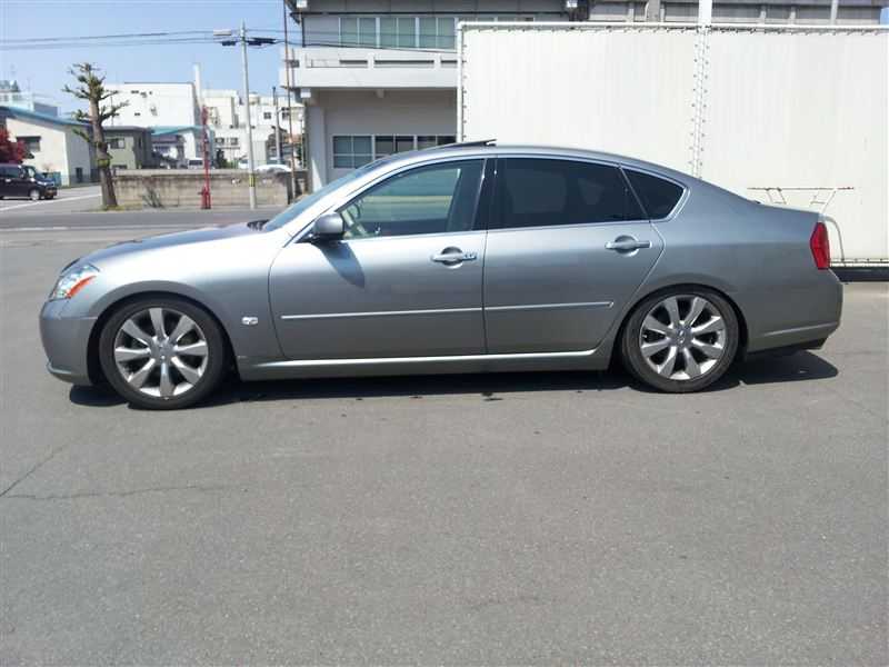 MBuddy Club SEDAN SPEC V-Ⅱ DAMPERの単体画像