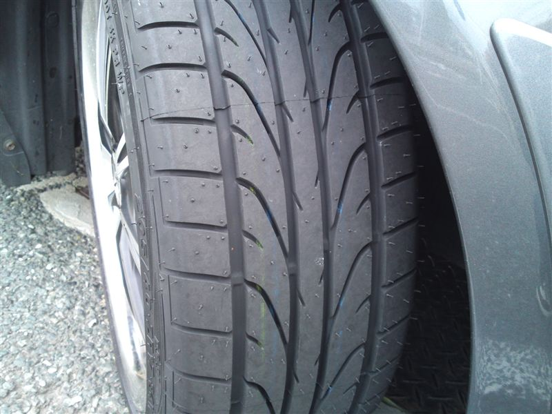 Pinso Tyres PS-91 のパーツレビュー   ヴィッツ(naoyan)   みんカラ