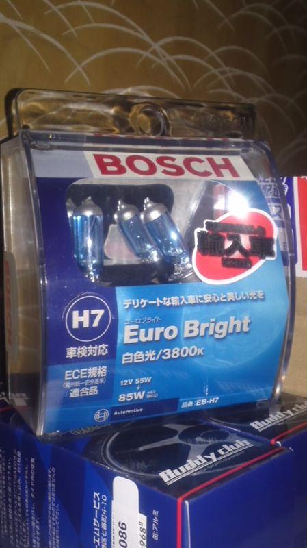 フォーカスC-MAXBOSCH Euro Bright 【ユーロブライト】の単体画像