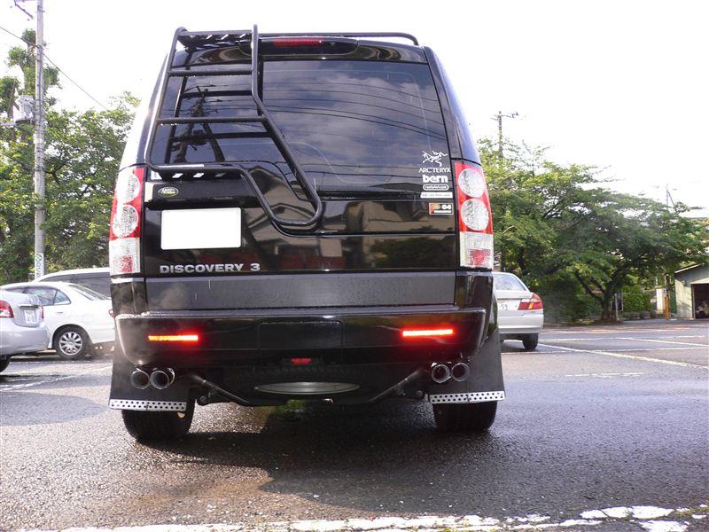 ディスカバリー3MAGNAFLOW Exhaust Systemsの単体画像