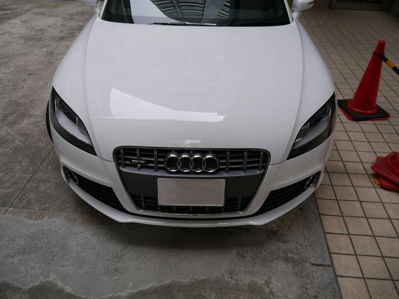 Audi純正(アウディ) TTS フロントバンパー