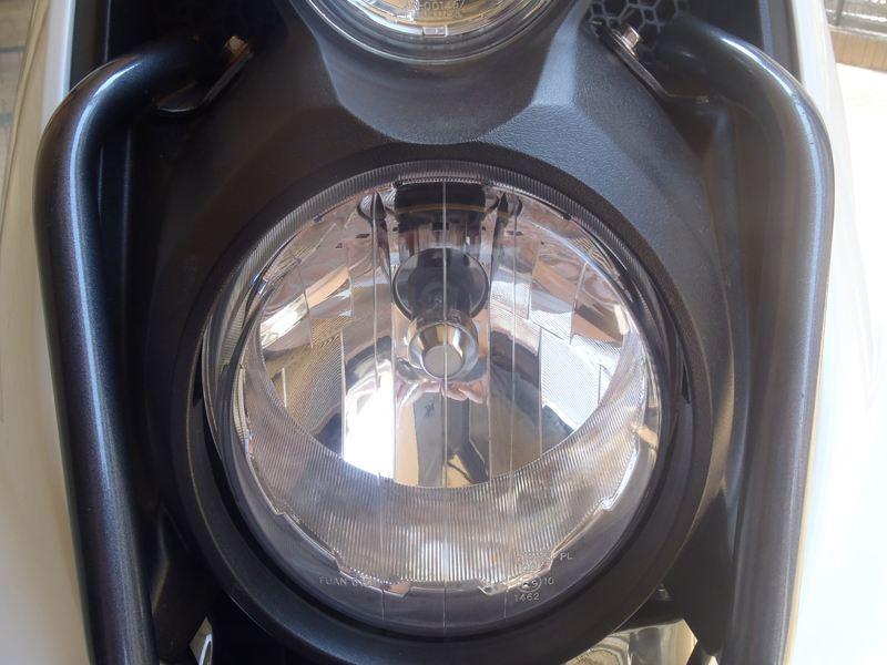 ビーウィズ125XSTARTECH バイク用HIDフルキット 35W の単体画像