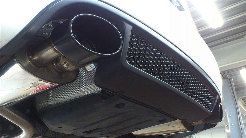 RS4 (セダン)Milltek Sport Milltekの単体画像