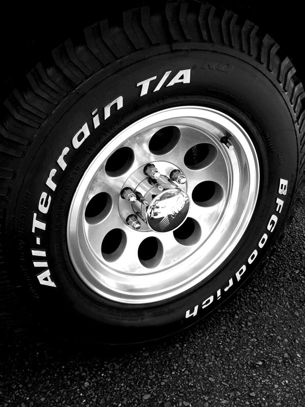 ユーコンMickey Thompson Classic IIの単体画像