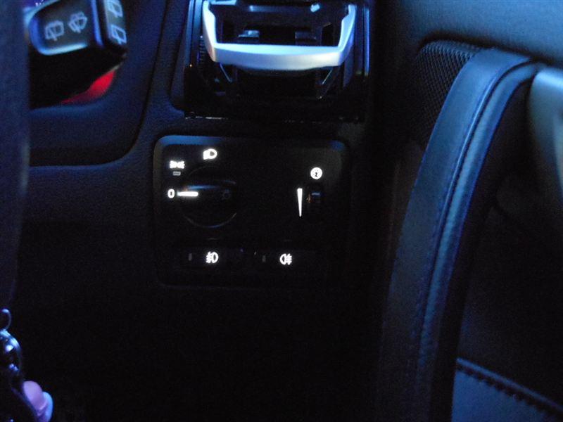 不明 ライトSW LED化