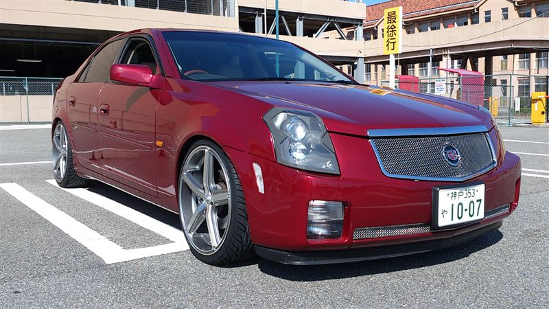 CTS セダンAmerican Racing Maverickの単体画像