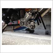 ウイリー 17インチ専用リンク&車高調整ロッド