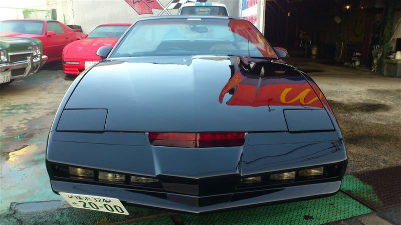 ポンティアック・トランザムTAKA  AUTO ナイトノーズの単体画像