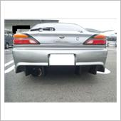 ORIGIN RACING LINE Rear Bumper