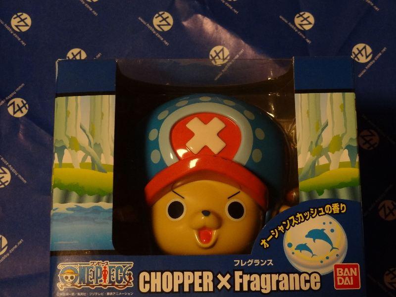 BANDAI CHOPPER Fragrance