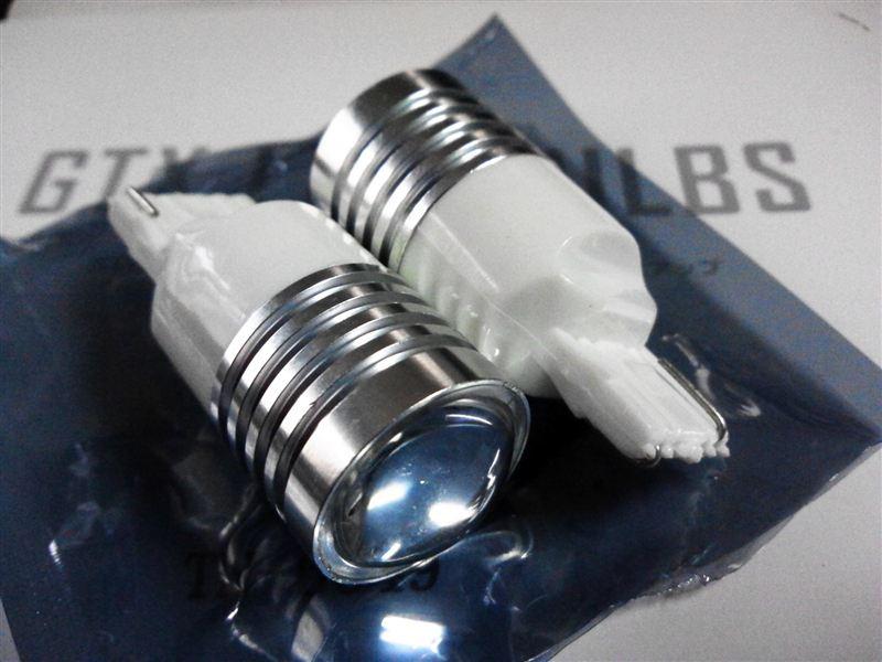 ヤフオク CREE社製 5W ハイパワー LED バックランプ T20