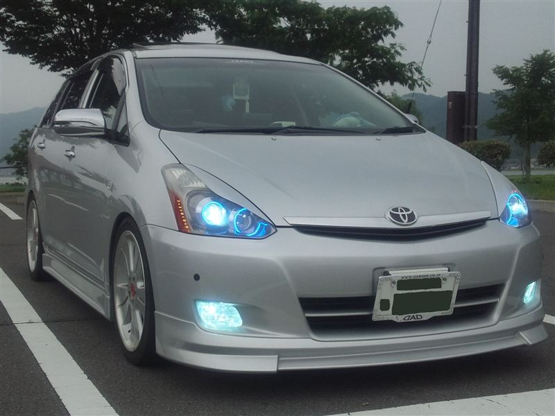 K'spec GARAX 純正HIDヘッドライト車用交換バルブ 10000K D2C