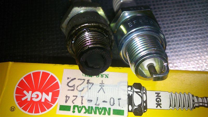 NGK / 日本特殊陶業 BR6HSA