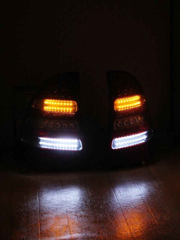 純正改 LEDテール(ウインカー&バック)
