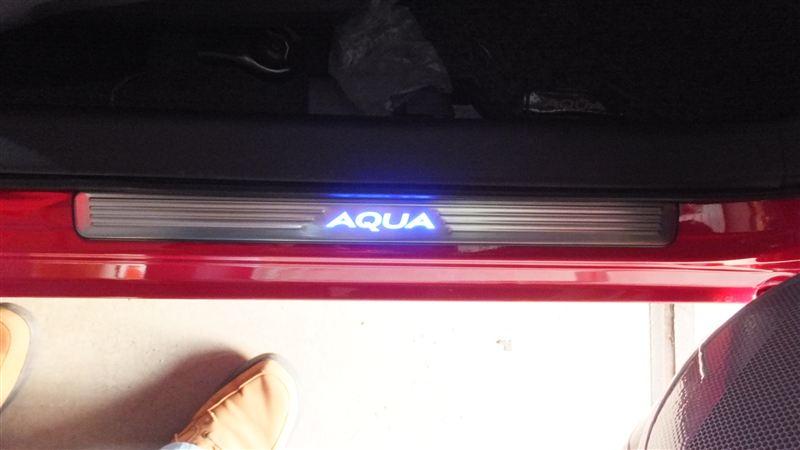 オージードリーム LEDスカッフプレート