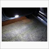 ライコウ LEDフロントカーテシーライトユニット(LIU015)