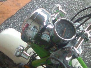 CHAPPYマッドマックス マルチリフレクターΦ130の全体画像