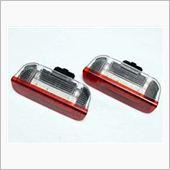 ライコウ LEDフロントカーテシーライトユニット(LIU017)