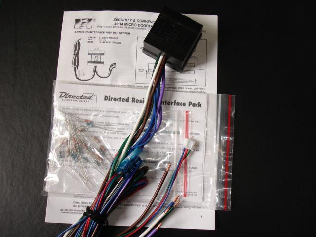 Dei 451m Micro Door Lock Relay Module のパーツレビュー クルーガーl