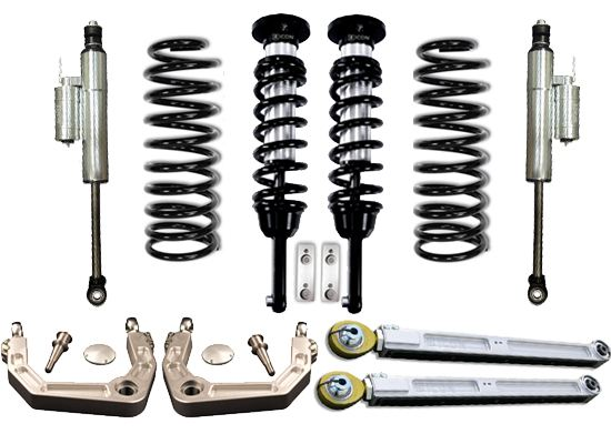 ICON FJ Cruiser Suspension System - Stage 4
