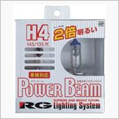 RACING GEAR SUPER HALOGEN BULB