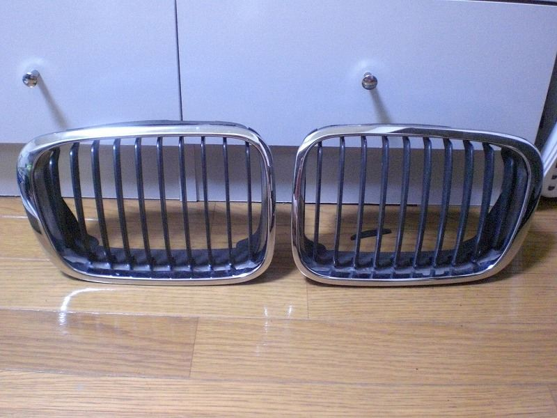 3シリーズ ハッチバック不明 E46前期 キドニーグリルの全体画像