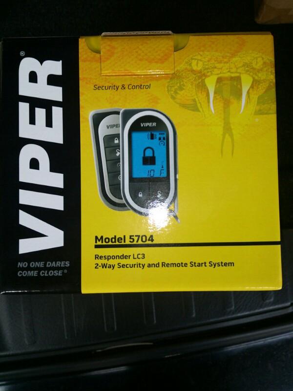 Directed Electronics Inc / DEI VIPER 5704