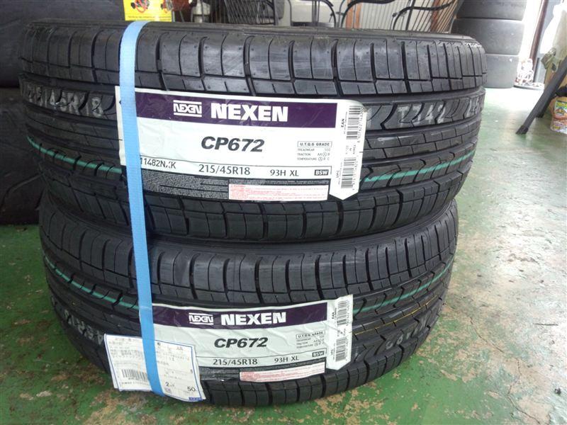 NEXEN CP672