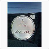中国三菱 ASX用フューエルリッド