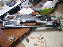 トヨエース不明 2トン用 メッキバンパーの単体画像