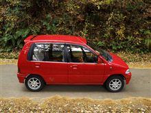 ミニカ三菱自動車(純正) 三菱純正アルミホイールの全体画像