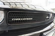 チャレンジャーMOPAR10 クロームブラックグリルの単体画像