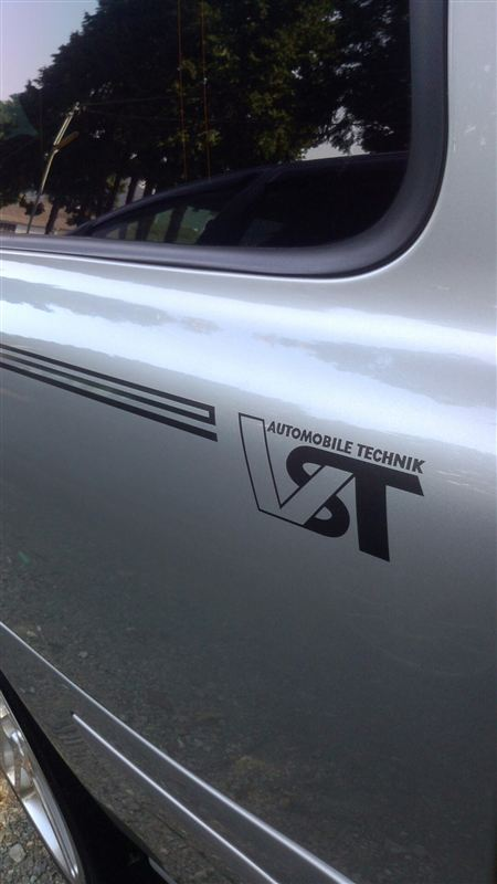 VST デカール ストライプ